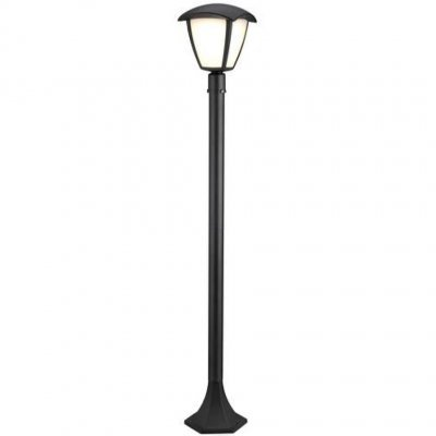 Уличный столб Arte Lamp Savanna A2209PA-1BK