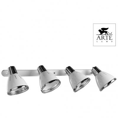 Спот Arte Lamp Marted A2215PL-4WH