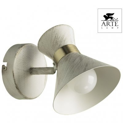 Спот Arte Lamp Baltimore A1406AP-1WG