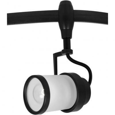 Потолочный спот Arte Lamp TRACK LIGHTS A3056PL-1BK